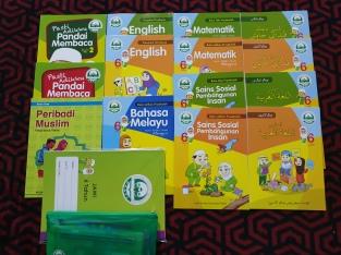 buku tadika Pasti-6 Tahun